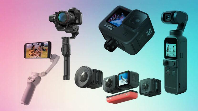 ¿Cuáles son los mejores dispositivos para grabar video amateur o familiar?